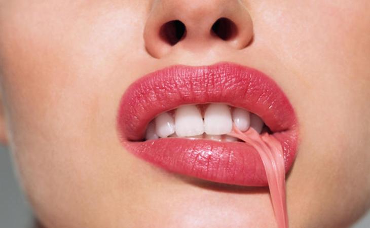 Chewing gum, жвачка, жуйка