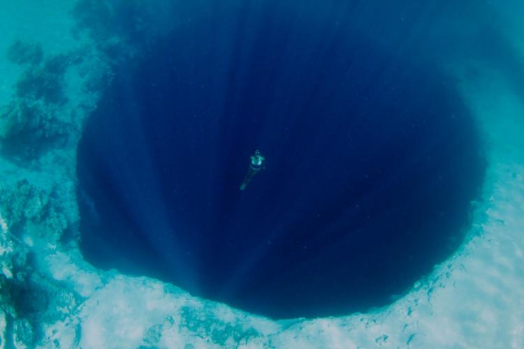 Голуба діра