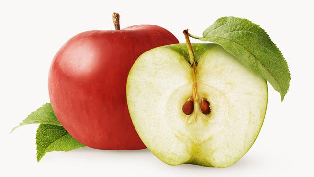 корисне яблуко