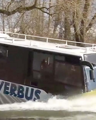 автобус класу річка-море