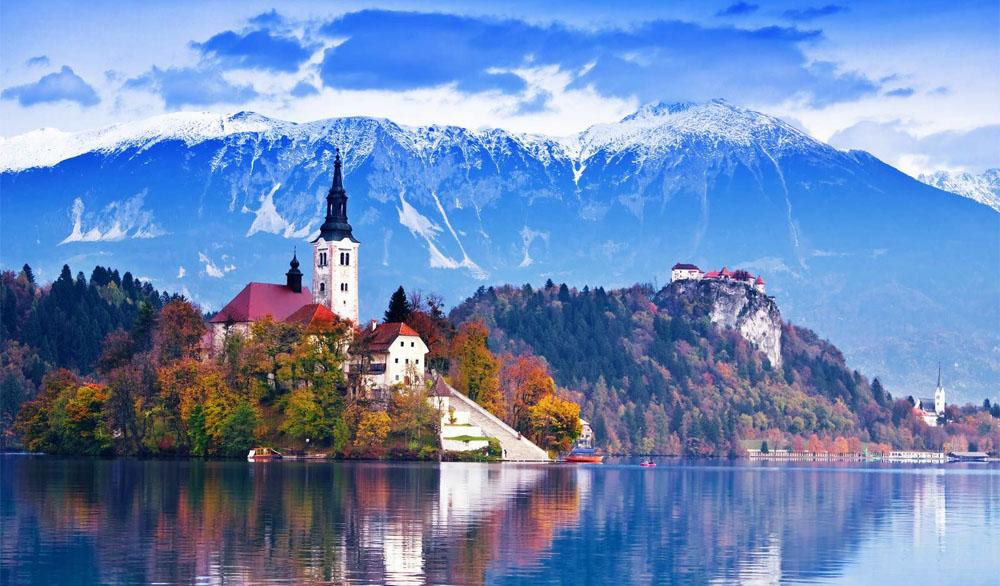 Словенія гори