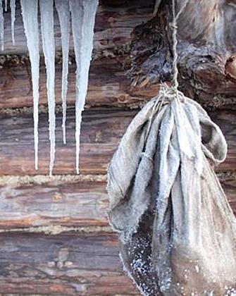 Цікаві факти про лід, холод