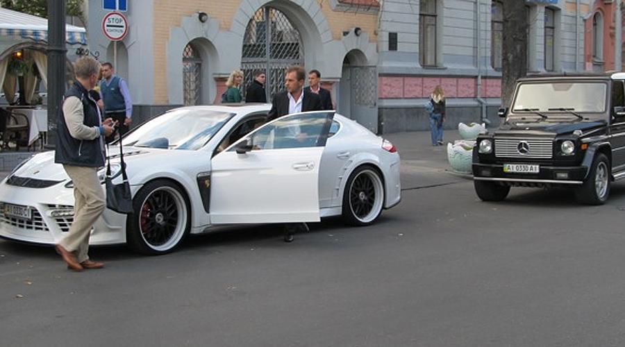 Юрій Косюк авто