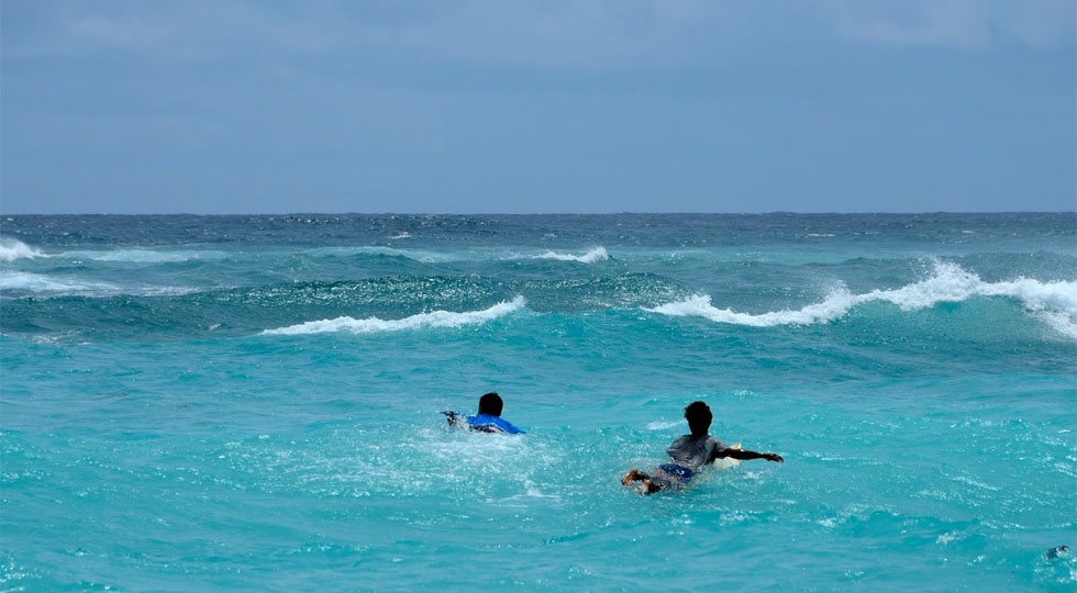 Пляжі Букіт