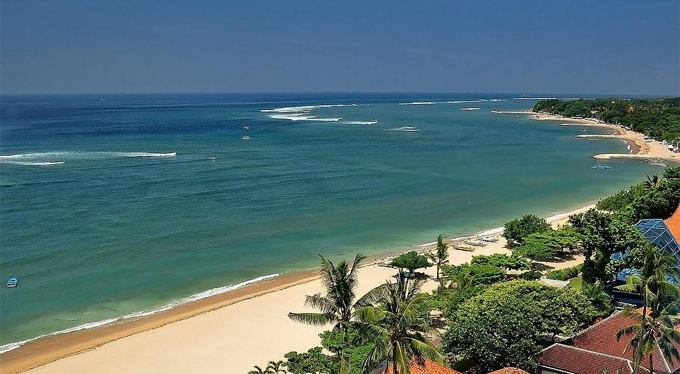 Пляжі Санур