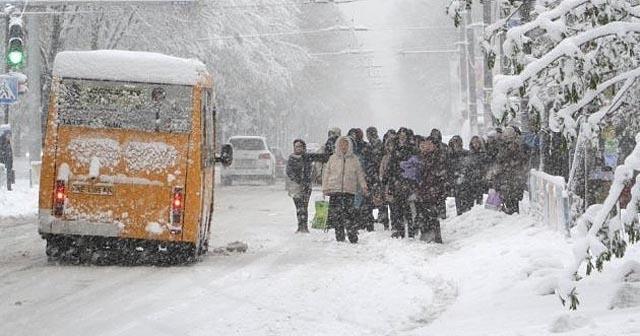 Погода Бровари - снігопад