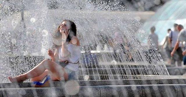 Погода Київ: спека