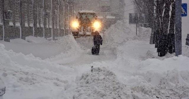 Погода Київ: снігопади