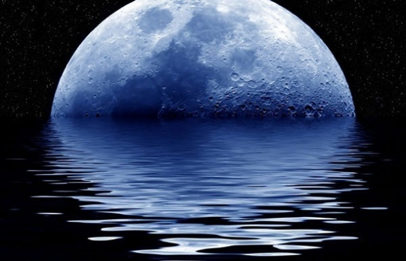 Факти про Місяць