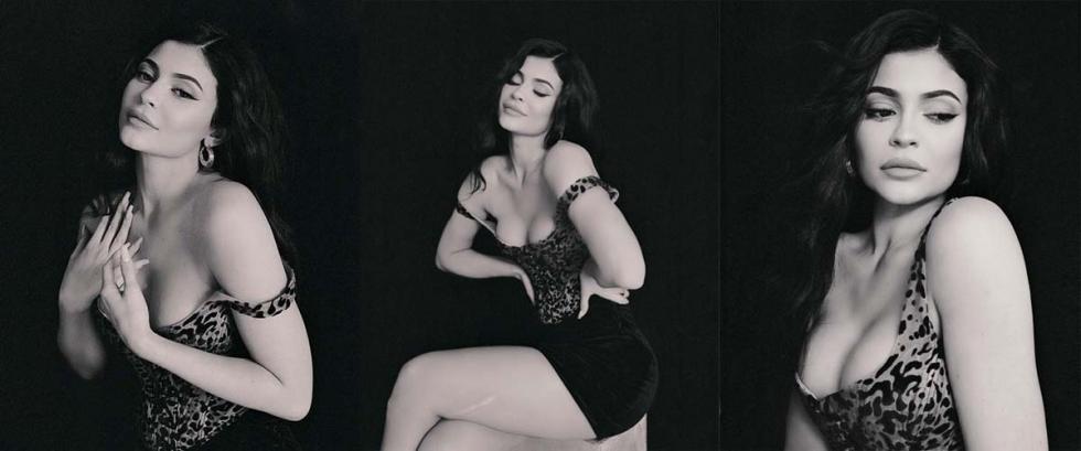 Кайли Дженнер (Kylie Jenner) - інтимні фото