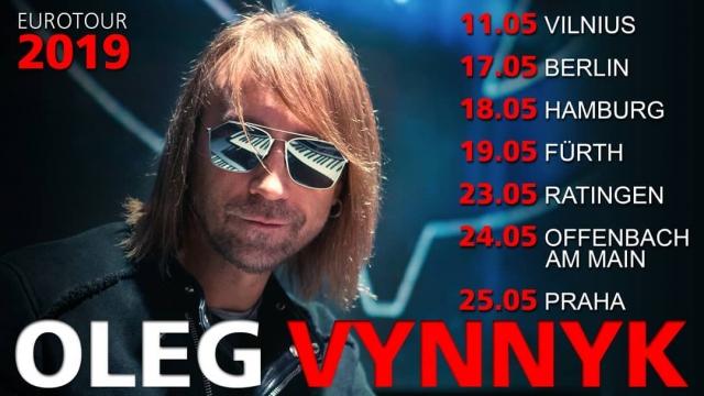 Вінник повертається до Німеччини - цікаві факти життя Олега Вінника