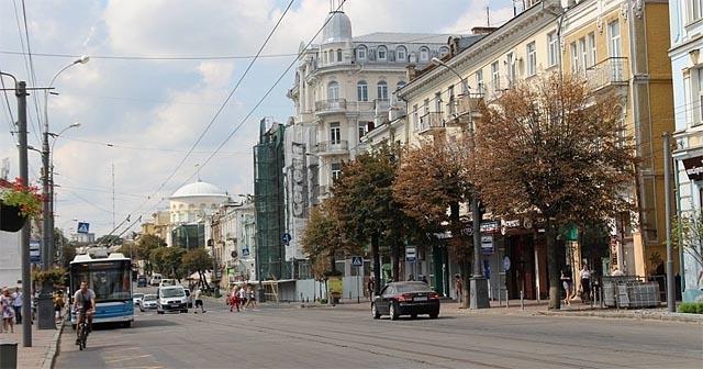 Погода Вінниця - жара у місті